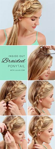 15 stylish step by step hairstyle tutorials you must see
