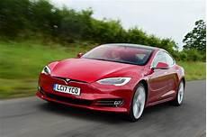 Tesla Model S Review Auto Express