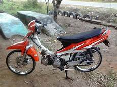 Shogun 110 Modif Sederhana by Mazz Kirno Modifikasi Shogun R 110