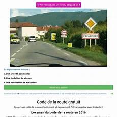 Code De La Route Test Gratuit Les Questions Pi 232 Ges De L