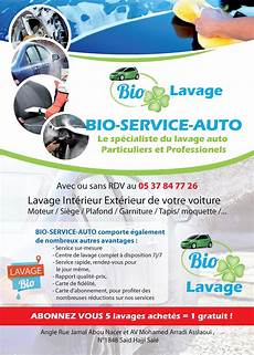 Flyers Lavage Auto