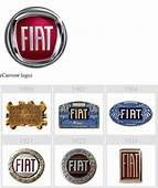 Fiat Logo Evolution Brand Design