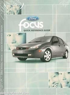car owners manuals free downloads 2004 ford focus regenerative braking 2004 ford focus owners manual