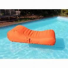 matelas de piscine matelas de piscine flottant wave gonflable canap 233 pouf