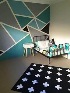 geometrische formen tolle wandgestaltung mit farbe archzine net paint w 228 nde