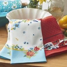 Kitchen Towel Bouquet by The Pioneer Bouquet 2 Pack Kitchen Towel Set