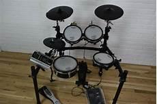 Roland Td 9sx V Drum Electronic Drum Set Kit Near Mint