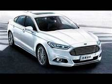 2015 ford mondeo facelift
