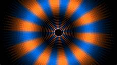 Blue And Orange Wallpaper 4k