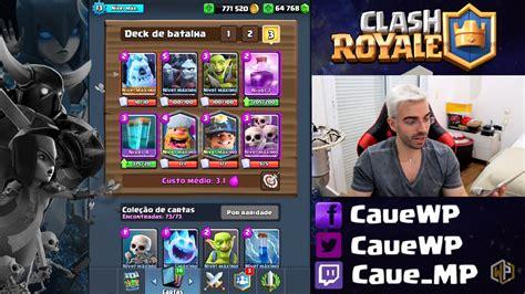 Bra Deck Clash Royale