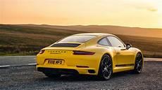 2018 Porsche 911 T Wallpapers Specs 4k