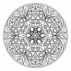 Mandala à Imprimer Pour Adulte Printable Mandala 1 Ruthart As A Vector In Psp