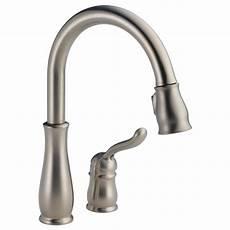 delta single handle kitchen faucet parts single handle pull kitchen faucet 978 ss dst delta faucet