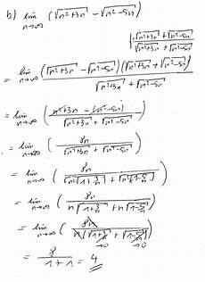 limes grenzwerte berechnen mathelounge