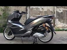 Modifikasi Motor Pcx by Modifikasi New Pcx 2018