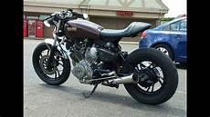 Yamaha Xv750 Cafe Racer Exhaust 81 yamaha virago xv750 cafe racer exhaust