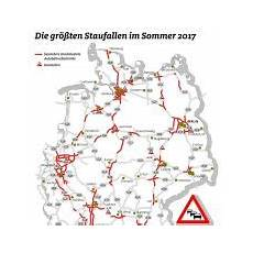 Adac Stauprognose Aktuell Stau Gefahr Ferien Start Sorgt
