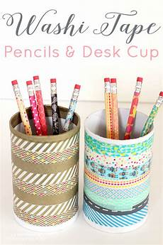 Washi Diy - 40 easy crafts for tweens happiness is