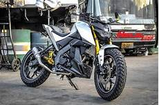 Modifikasi Yamaha Xabre by 20 Gambar Modifikasi Yamaha Xabre 150 Keren Gagah