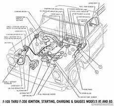 I A 1968 Ford F 100 And The Ignition Coil Only Spark