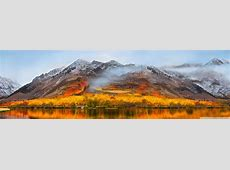 OSX High Sierra 4K HD Desktop Wallpaper for 4K Ultra HD TV