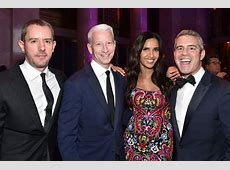 who has andy cohen dated