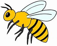 Gambar Lebah Kartun Clipart Best