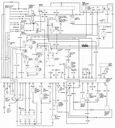 94 ford wiring diagram 94 ford ranger no spark changed coil packs crank sensor icm computer and fuel filter