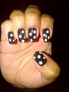 emo style cute nails