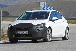 New 2019 Vauxhall Astra Facelift Caught On Camera  Auto
