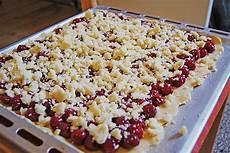 kirsch streusel kuchen danimausi chefkoch