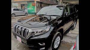 TOYOTA LAND CRUISER PRADO TX 2018 FACELIFT PRICE IN