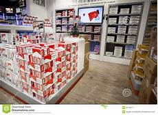 cigarettes store shelves store editorial photography