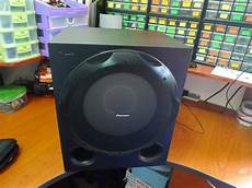 pioneer 12 inch s rs3sw active subwoofer withdrawn