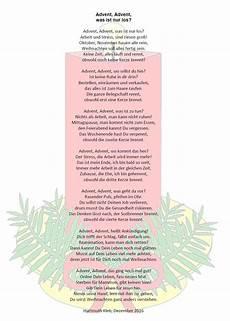 weihnachtsgedicht sehr besinnlich und zum nachdenken