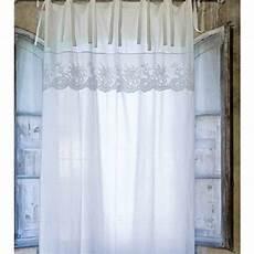 tenda blanc mariclo tenda blanc maricl 242 140x300 cm colore avorio tende
