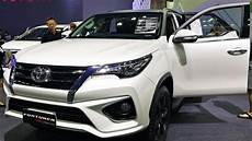 2019 toyota fortuner trd automatic coming soon in