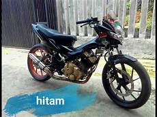 Satria Fu Modif Road Race by Modifikasi Motor Satria Fu Road Race Style