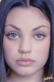 Mila Kunis Augen Mila Kunis Eye Color Variation Shared To Groups 3