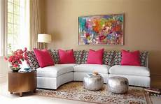 Pillows Talk In Colors And They Tell The Story Of Your Home