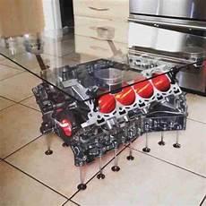 Aston Martin 4 7 V8 Vantage Engine Coffee Table Not A V12