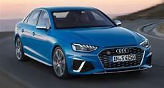 2020 audi a4 facelift gets tweaked looks and diesel s4 carscoops