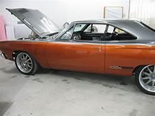 68 GTX Grey Silver Burnt Orange Copper Rushforth