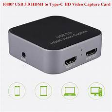 Acasis Hacp Usb3 1080p Capture by Acasis Usb 3 0 Hdmi To Type C Hd 1080p Capture Card