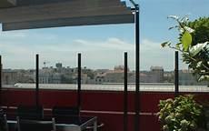 panneau coupe vent terrasse panneau coupe vent terrasse en pmma transparent pour
