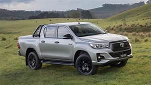 2022 Toyota Hilux Changes And Price  2020 2021