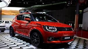Maruti Suzuki Launches Automatic In Top End Ignis At Rs 7