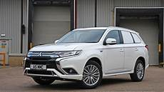 2019 Mitsubishi Outlander Phev In Hybrid Electric Suv