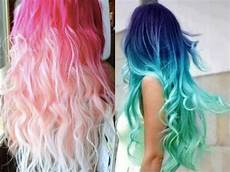Dip Dye Hair Color Ideas 50 dip dye hair color ideas hairstylo