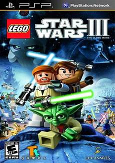 lego wars iii the clone wars rom for psp